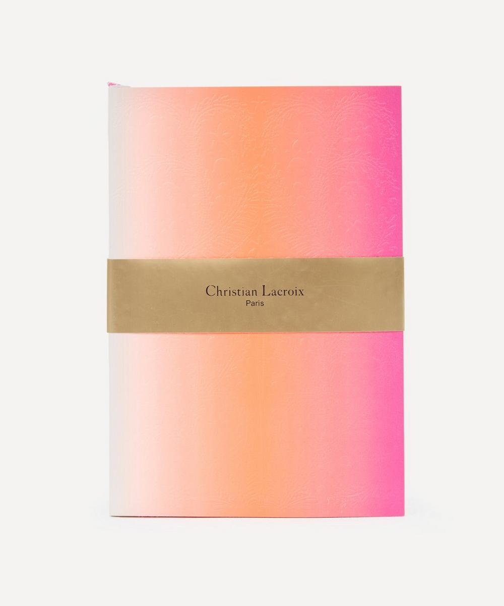 Christian Lacroix Papier - A5 Ombre Paseo Notebook