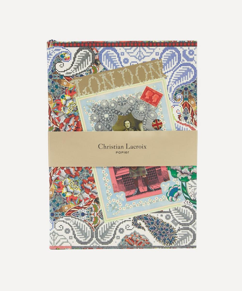 Christian Lacroix - London A5 Softcover Notebook