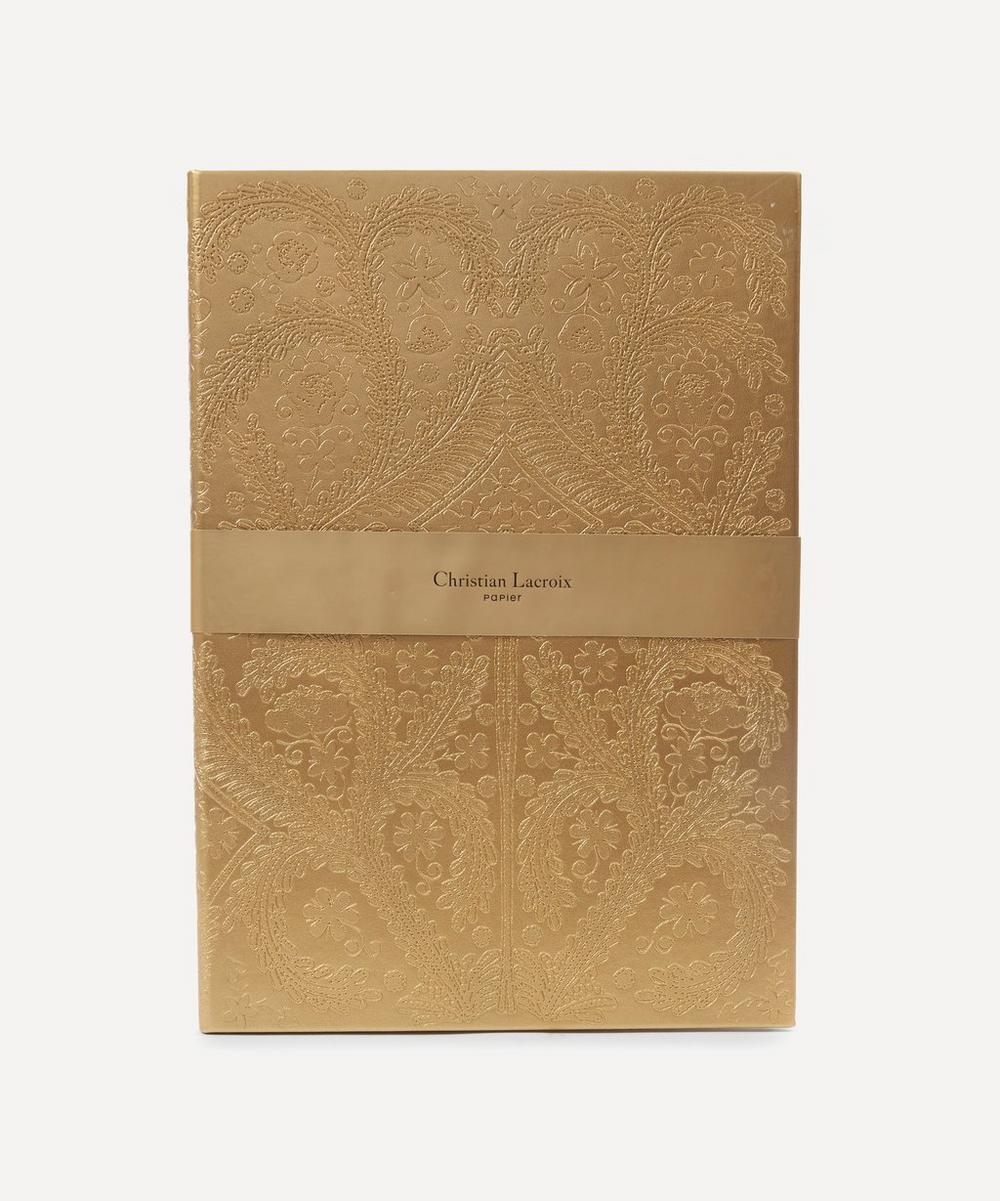 Christian Lacroix Papier - A4 Paseo Blank Paged Journal