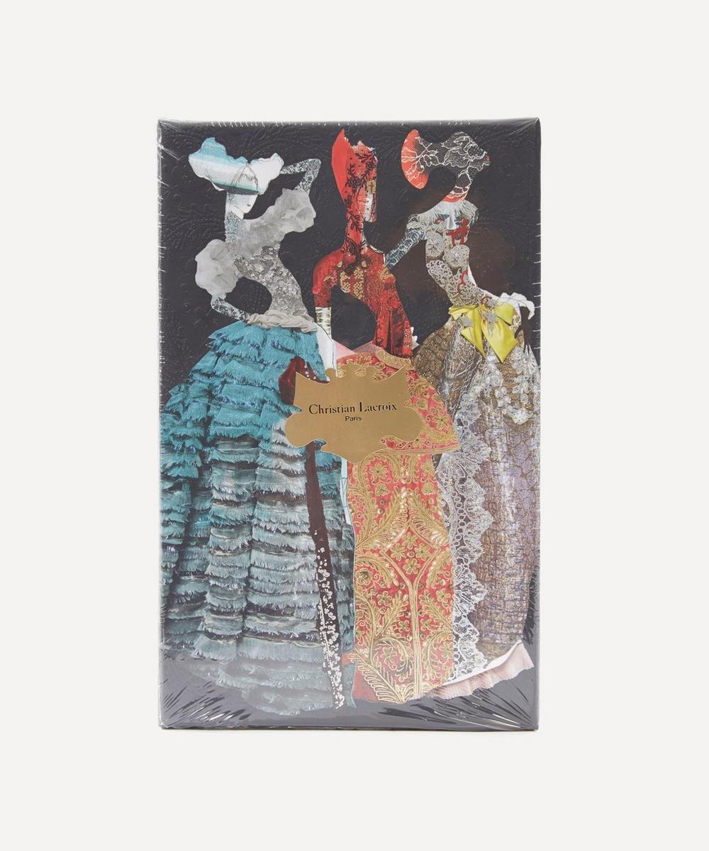 Christian Lacroix - Tres Madones Diecut Boxed Notecards