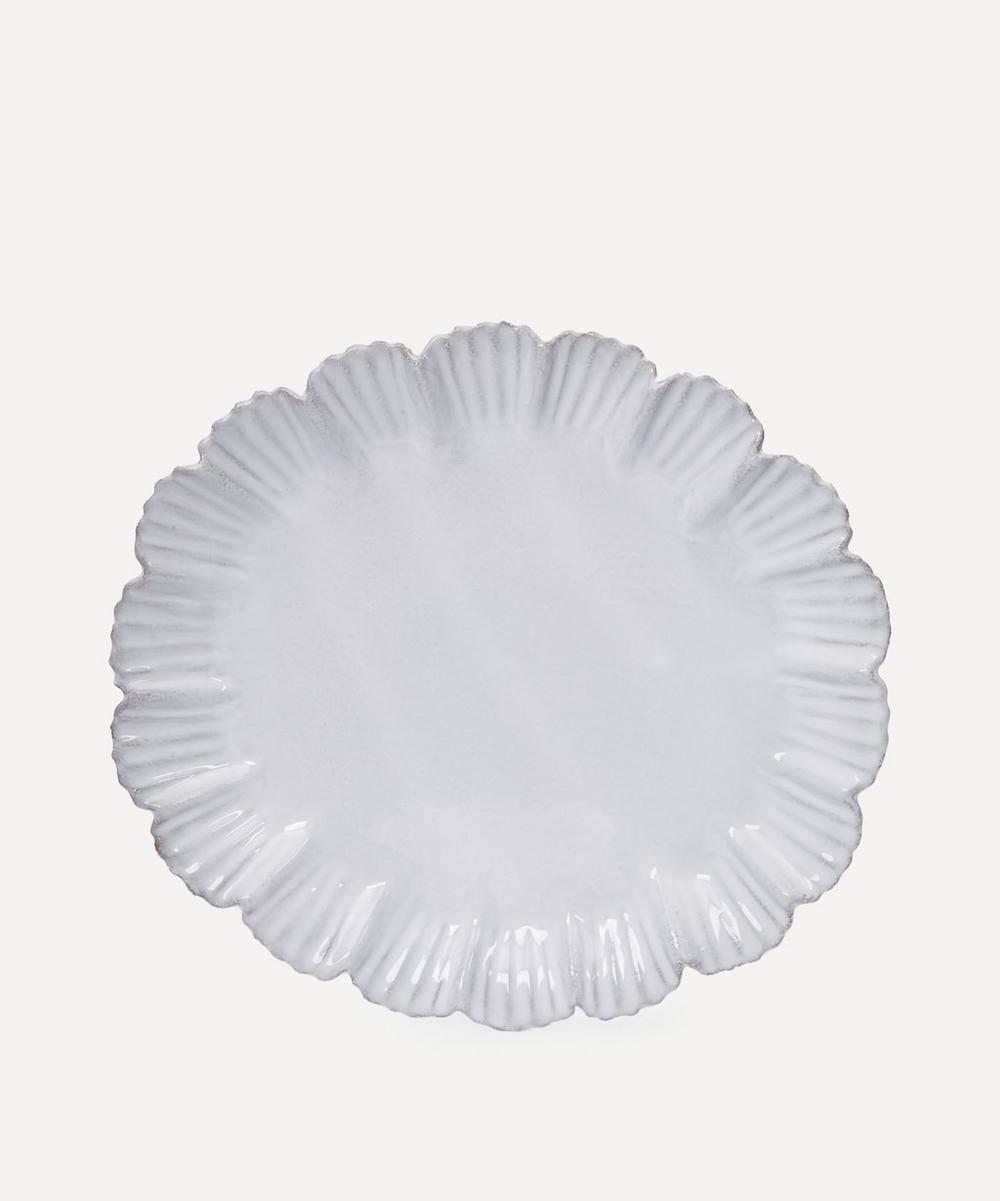Astier de Villatte - Drapé Dinner Plate