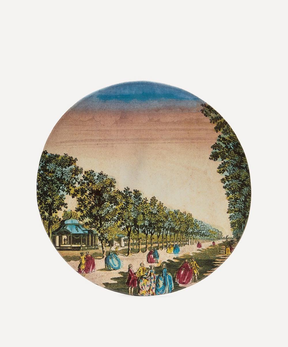 Astier de Villatte - Vauxhall Gardens Dinner Plate