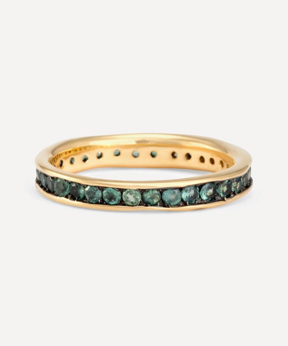Satomi Kawakita - Gold Absolute Alexandrite Ring