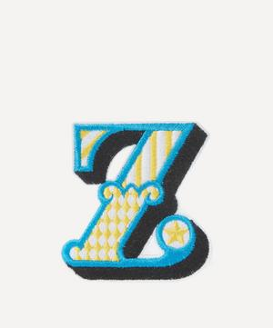 Embroidered Sticker Patch in Z