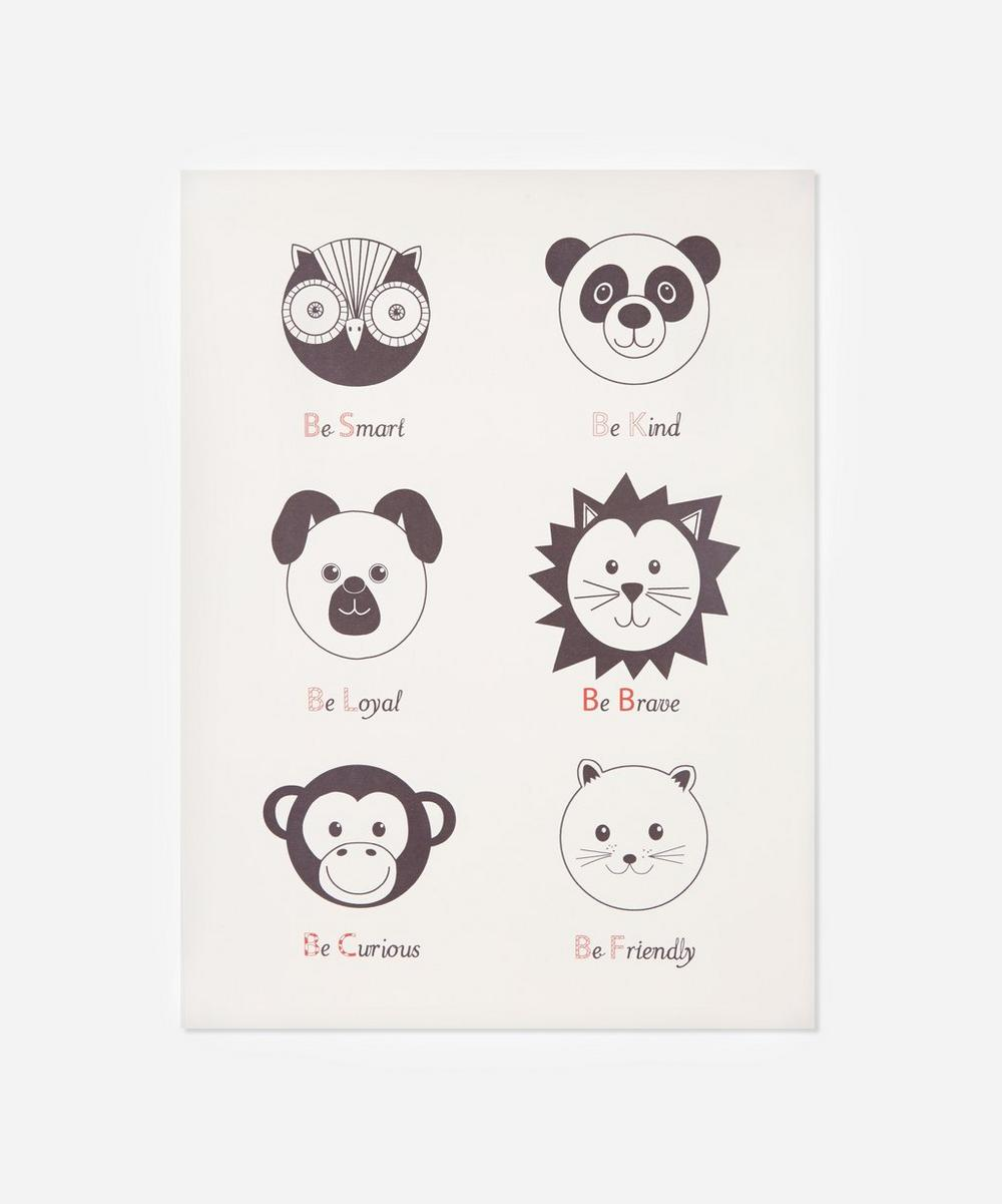 Karin Akesson - Nursery Personality Print