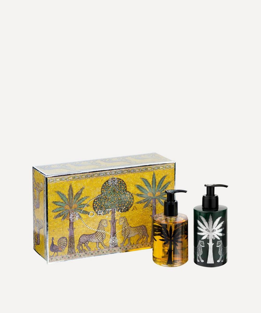 Ortigia - Zagara Body Cream & Liquid Soap Gift Set