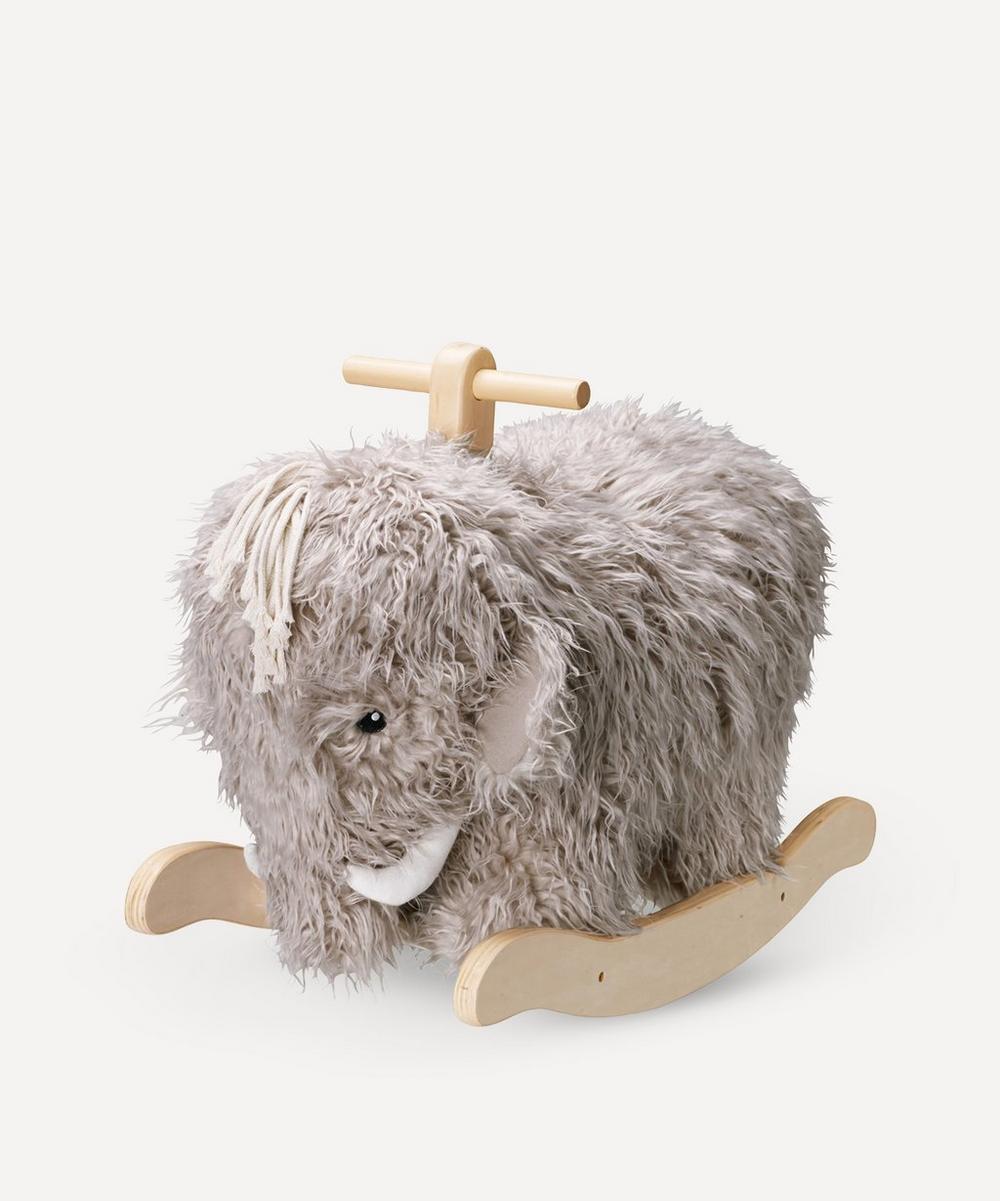 Kid's Concept - Woolly Mammoth Rocker
