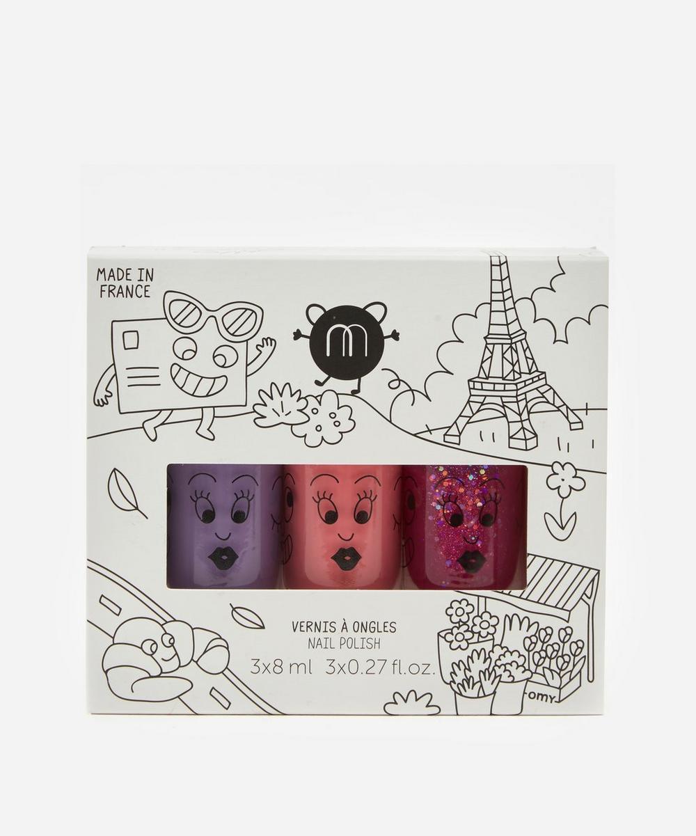 Nailmatic - Kids City Nail Polish Set