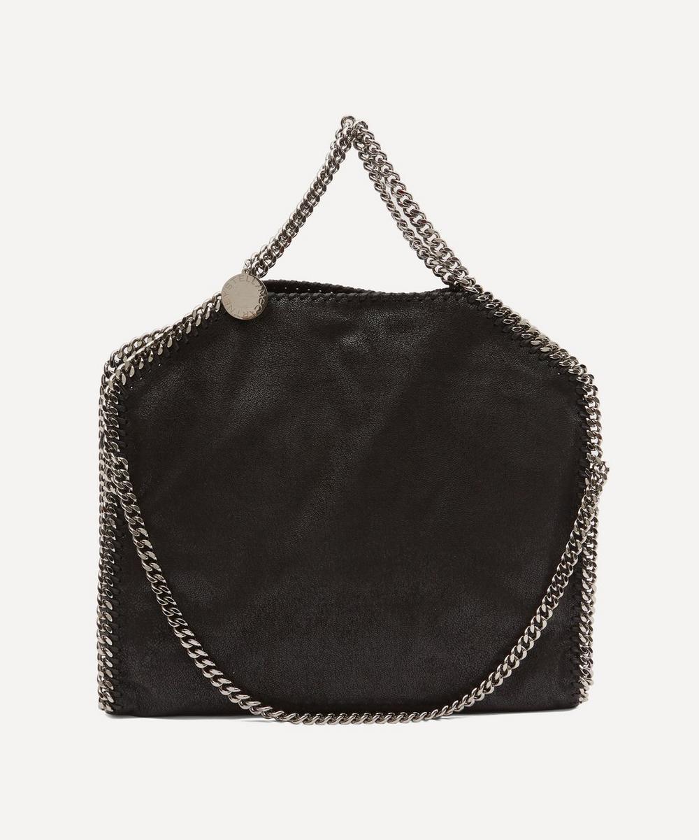 Stella McCartney - Falabella Faux Leather Fold-Over Tote Bag