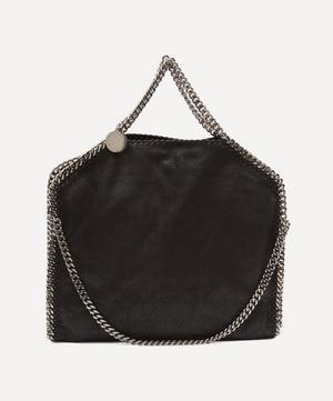 Falabella Faux Leather Fold-Over Tote Bag