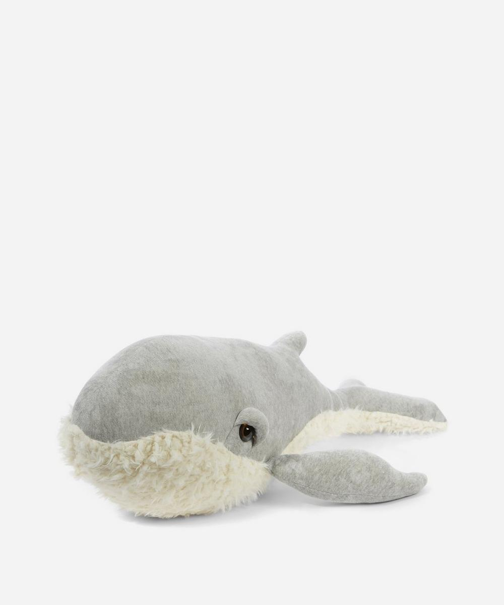 Big Stuffed - Big Grandpa Whale Toy