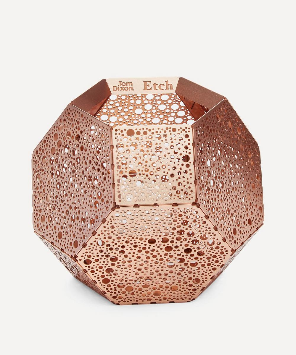 Tom Dixon - Etch Tea Light Holder
