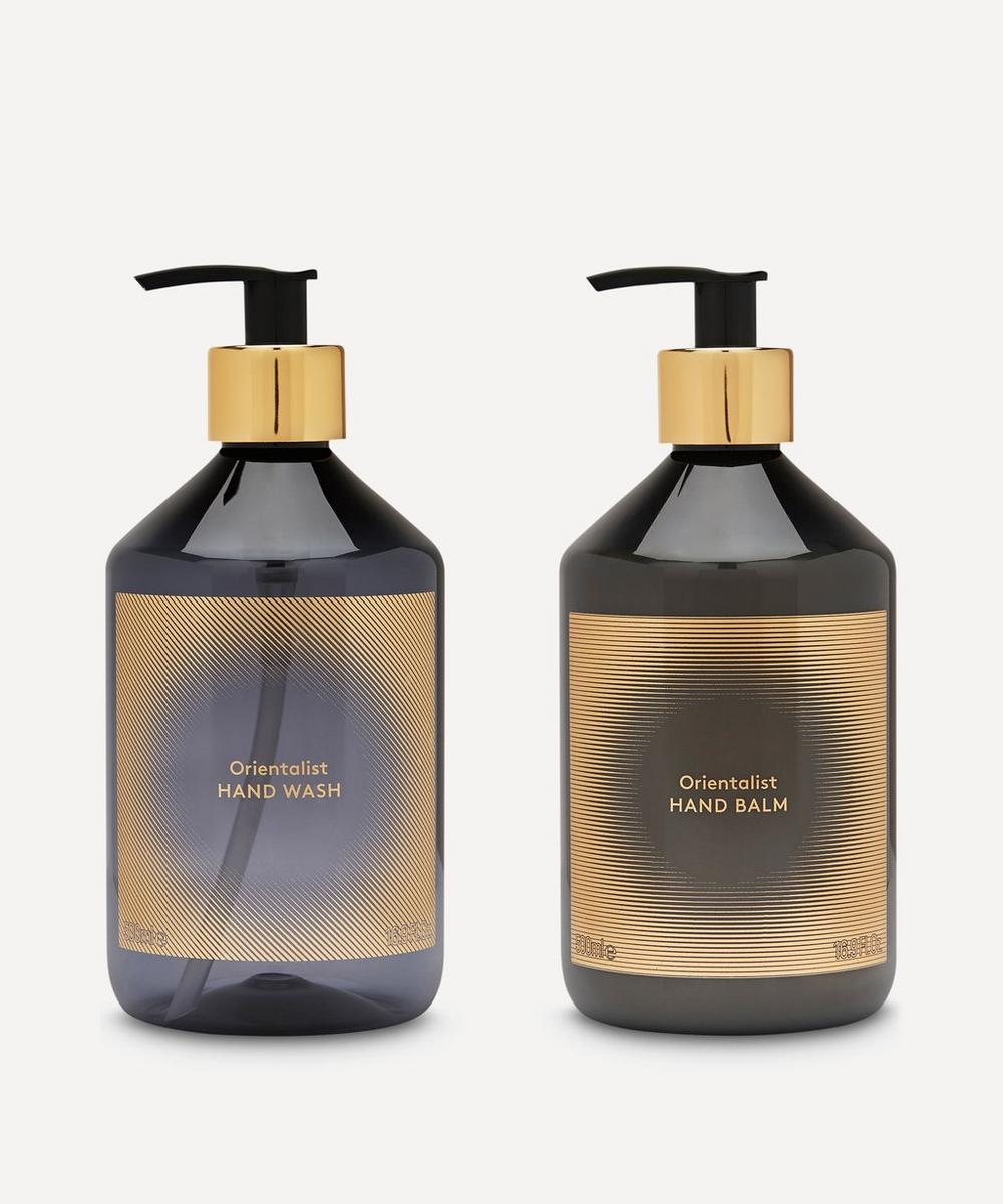 Tom Dixon - Orientalist Hand Wash and Balm Set