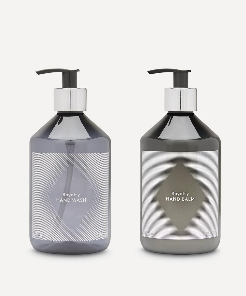 Tom Dixon - Royalty Hand Wash and Balm Set