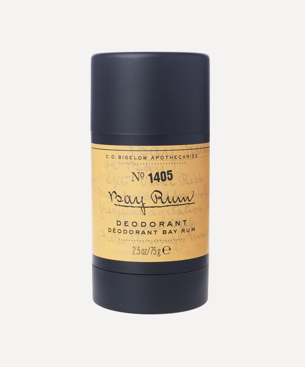 C.O. Bigelow - Bay Rum Deodorant Stick No.1405 75g
