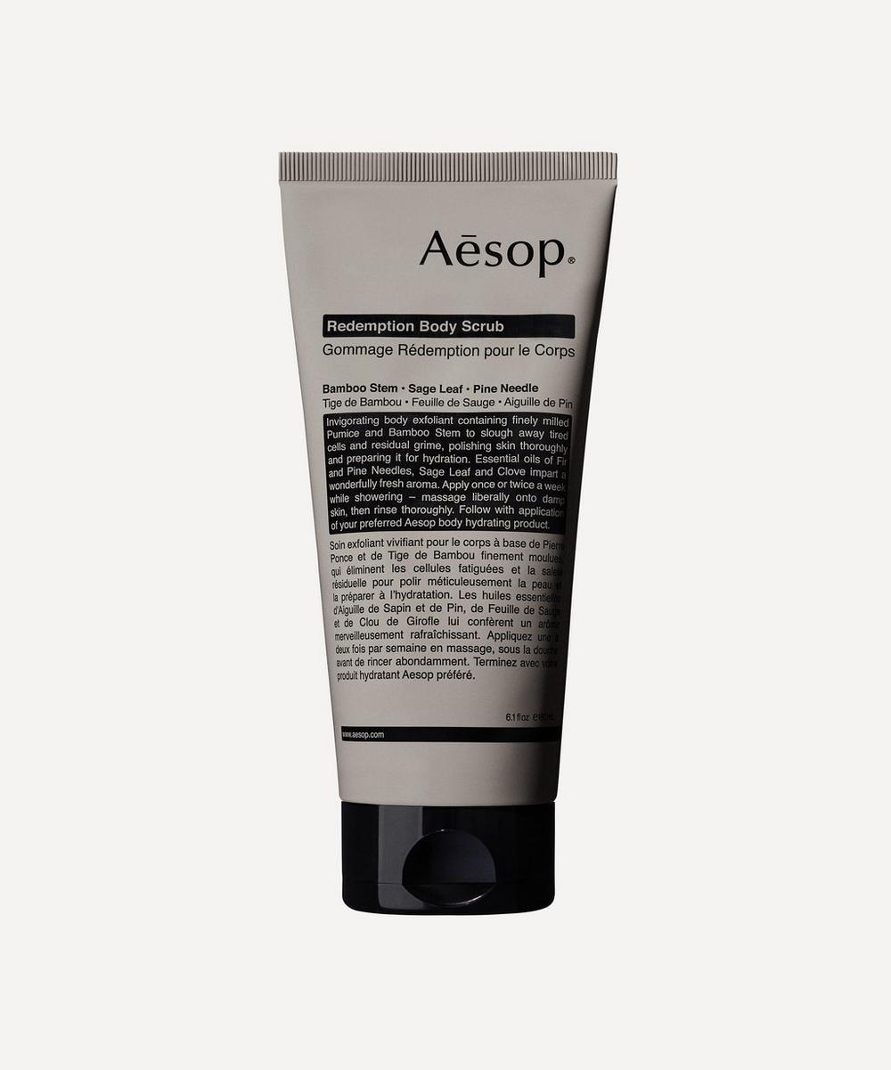 Aesop - Redemption Body Scrub 180ml