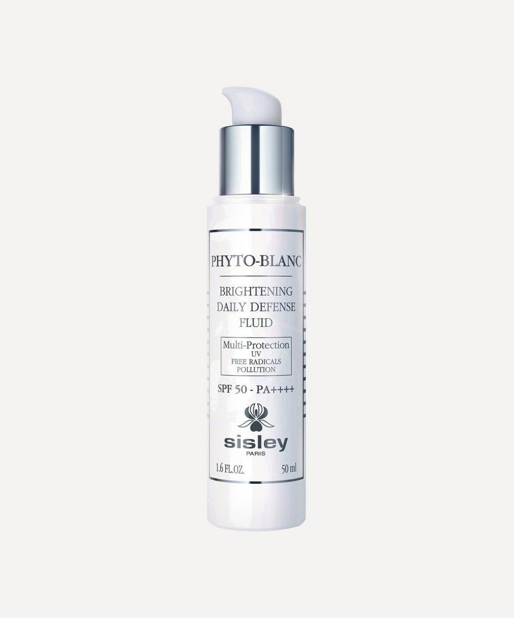 Sisley Paris -  Phyto Blanc Brightening Daily Defense Fluid