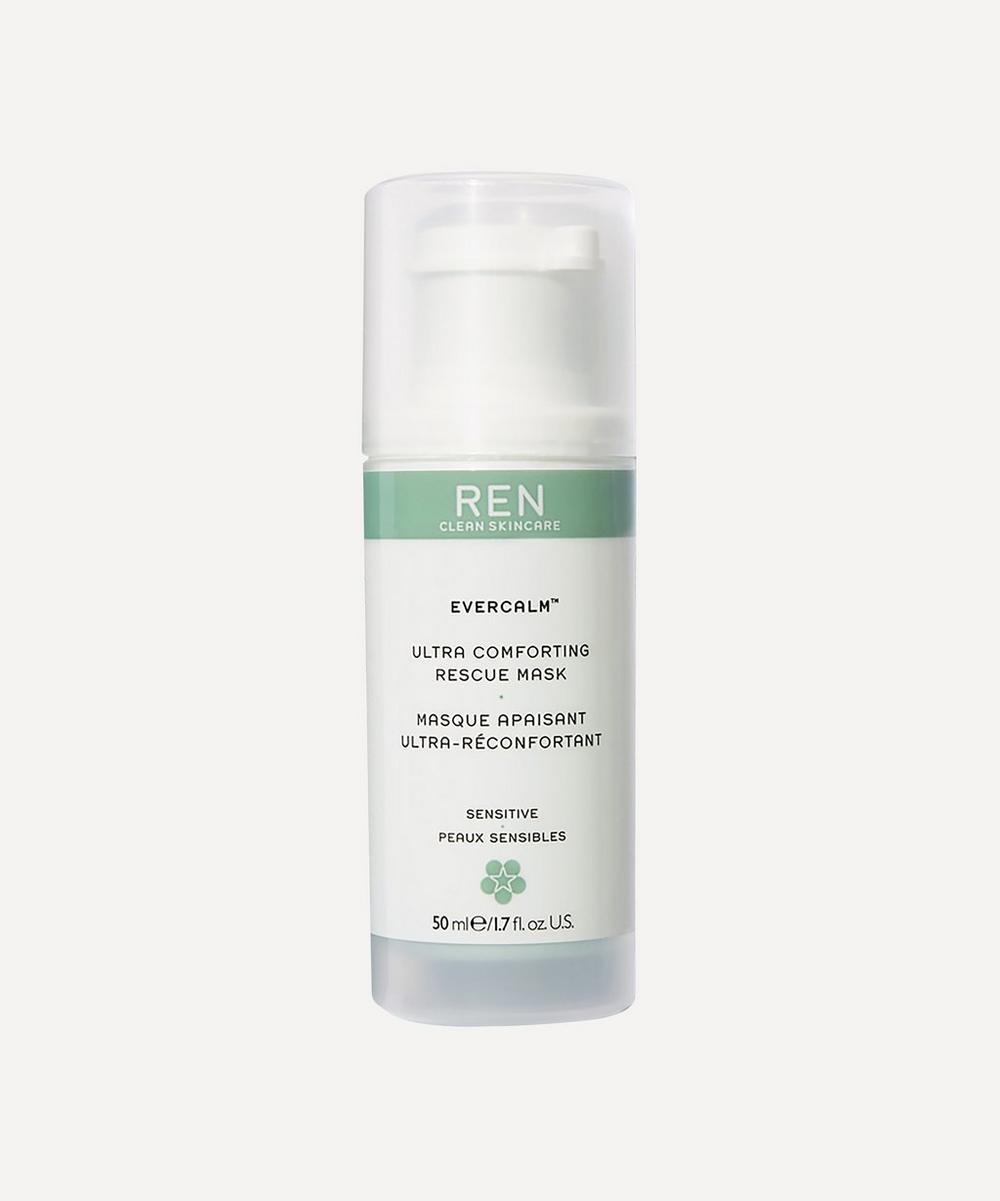 REN Clean Skincare - Evercalm™ Ultra Comforting Rescue Mask 50ml
