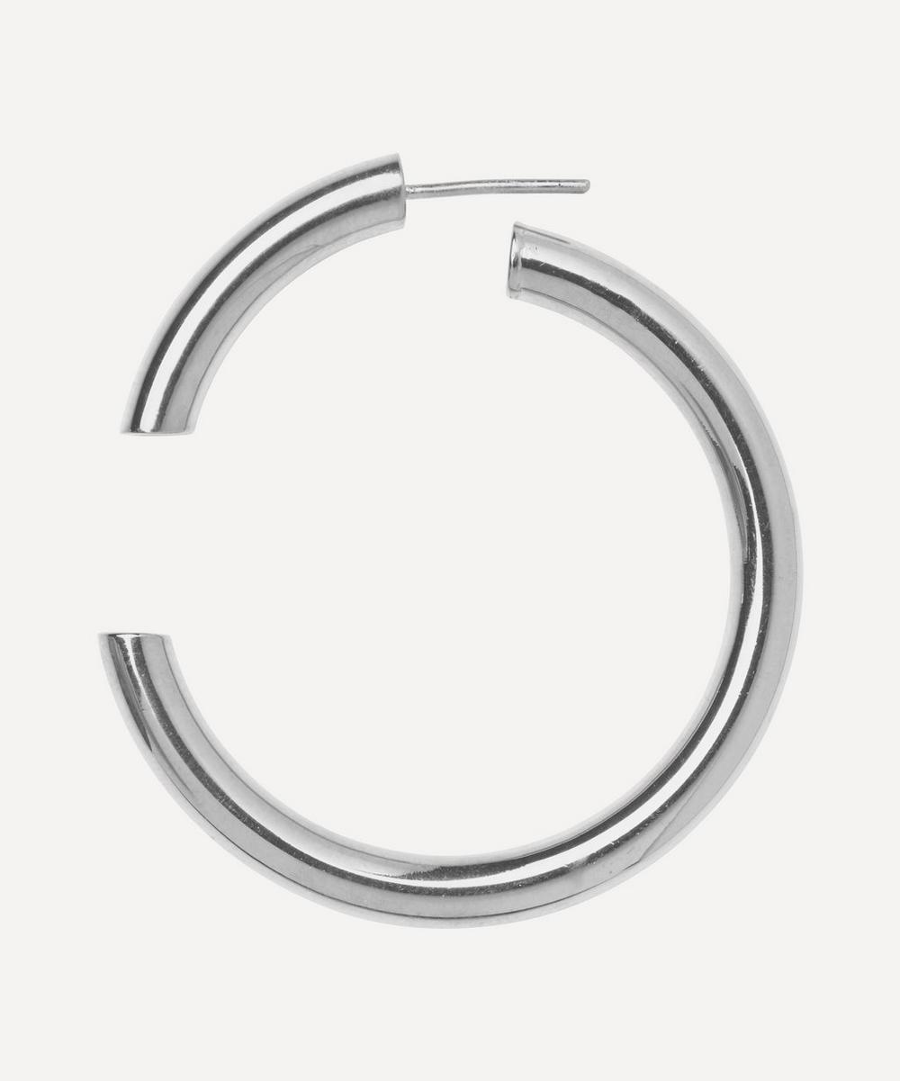 Maria Black - Silver Distruption 40 Earring