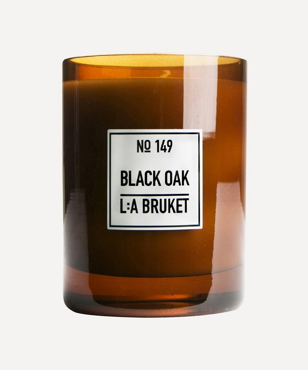 L:A Bruket - Black Oak Candle