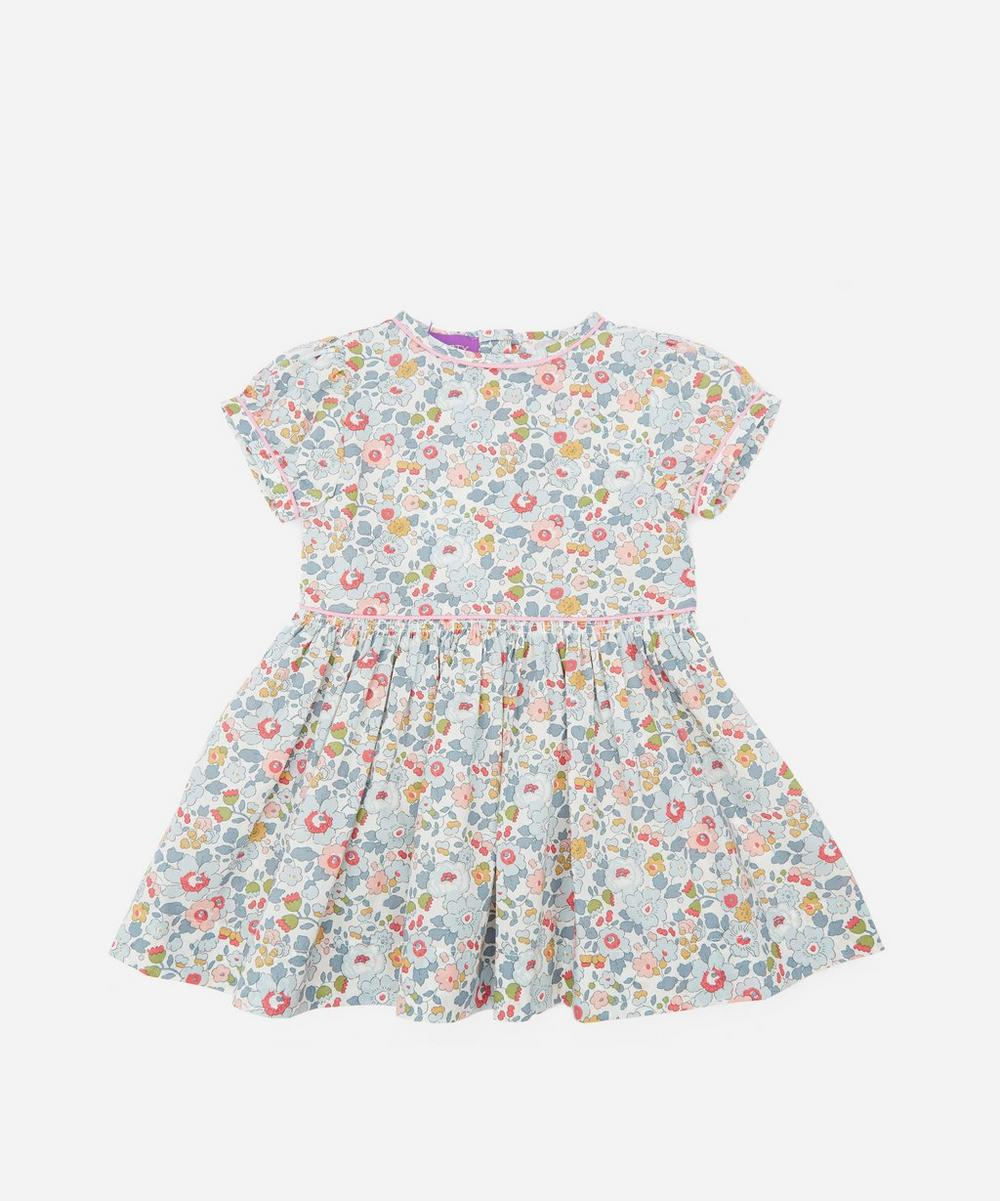 Liberty London - Betsy Tana Lawn™ Cotton Dress 3-24 Months