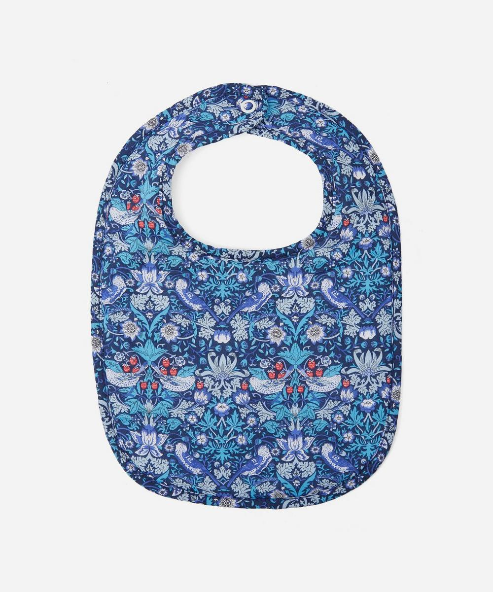 Liberty - Strawberry Thief Bib