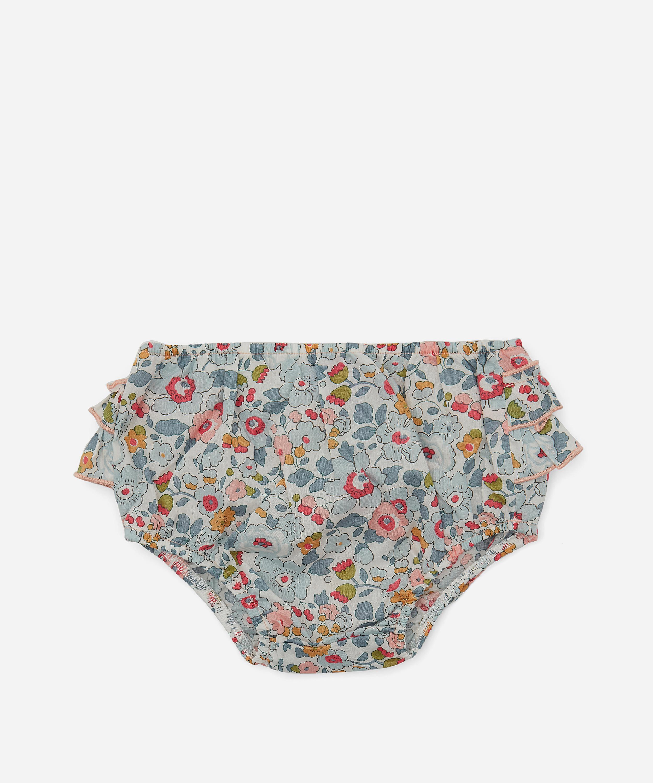 Liberty Cotton Bloomer Panties