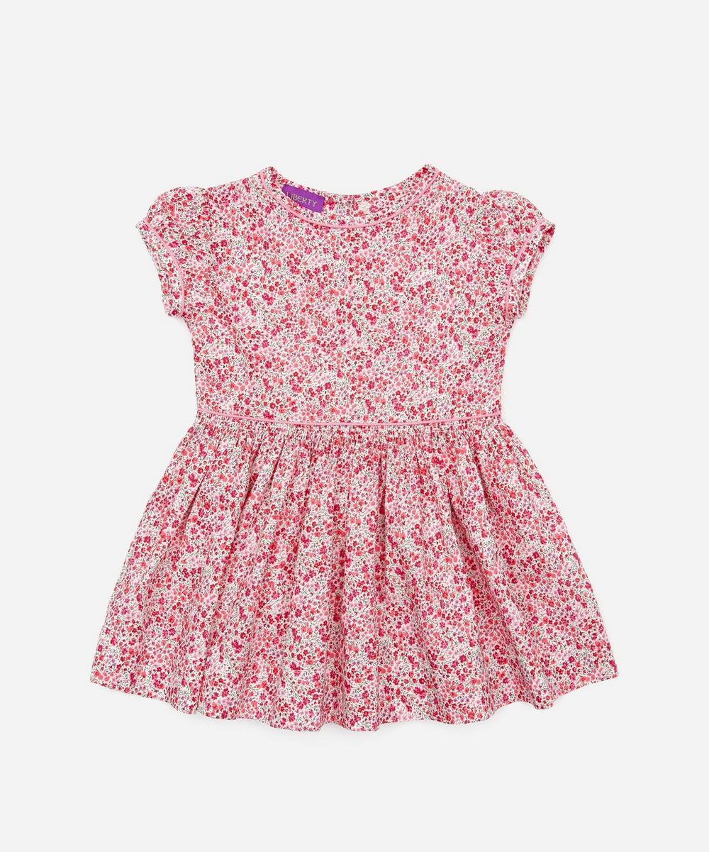Liberty London - Phoebe Short Sleeve Tana Lawn™ Cotton Dress 2-10 Years
