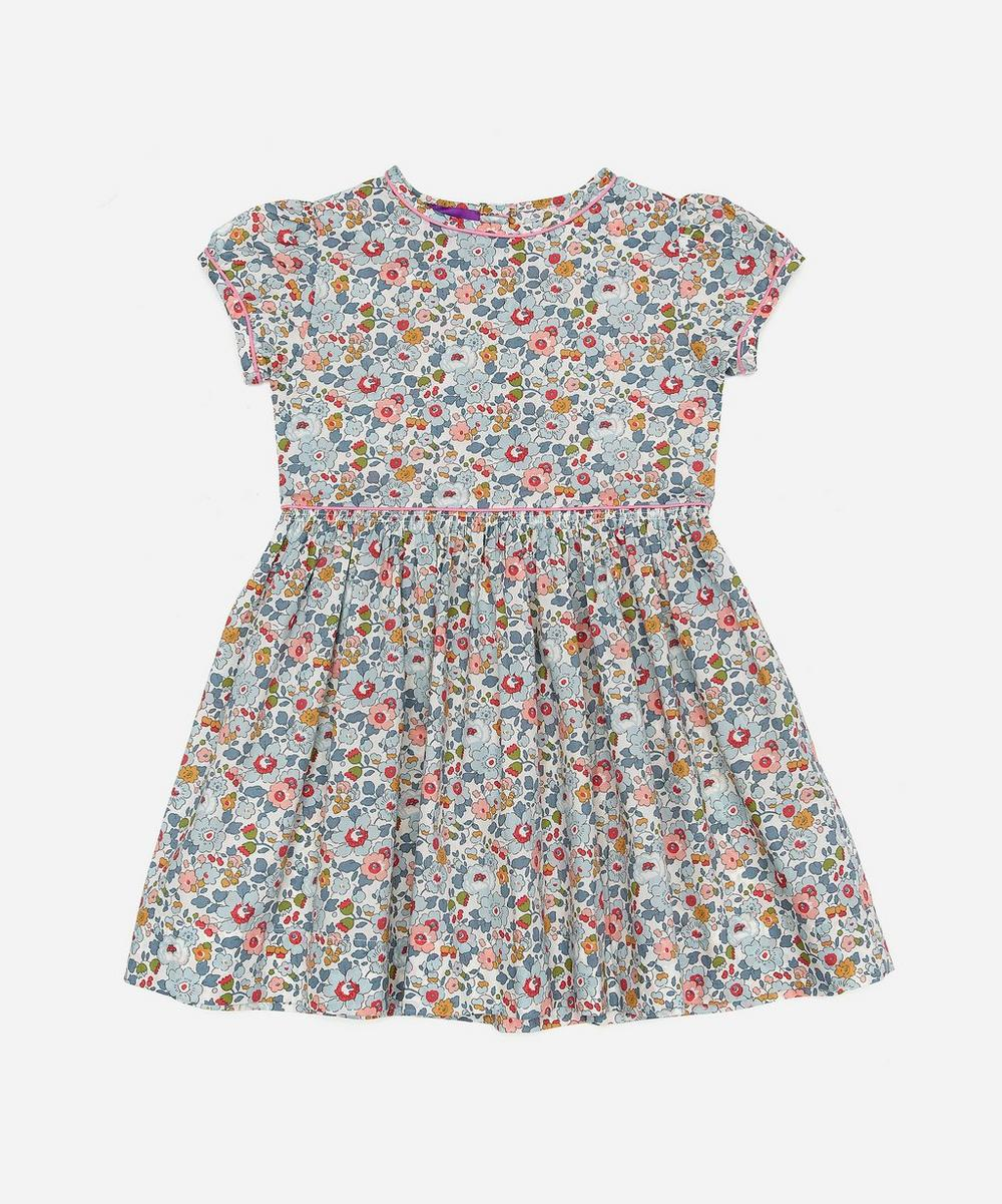 Liberty - Betsy Short Sleeved Dress 2-10 Years