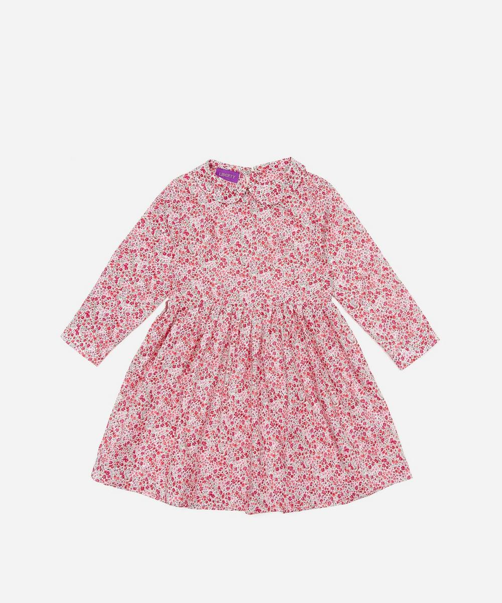 Liberty London - Phoebe Long Sleeve Tana Lawn™ Cotton Dress 2-10 Years
