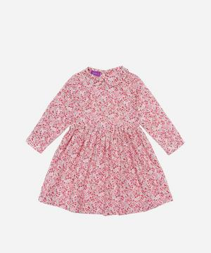Phoebe Long Sleeved Dress 2-10 Years