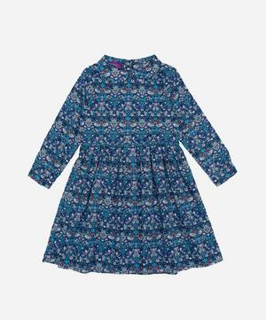 Strawberry Thief Long-Sleeve Tana Lawn™ Cotton Dress 2-10 Years