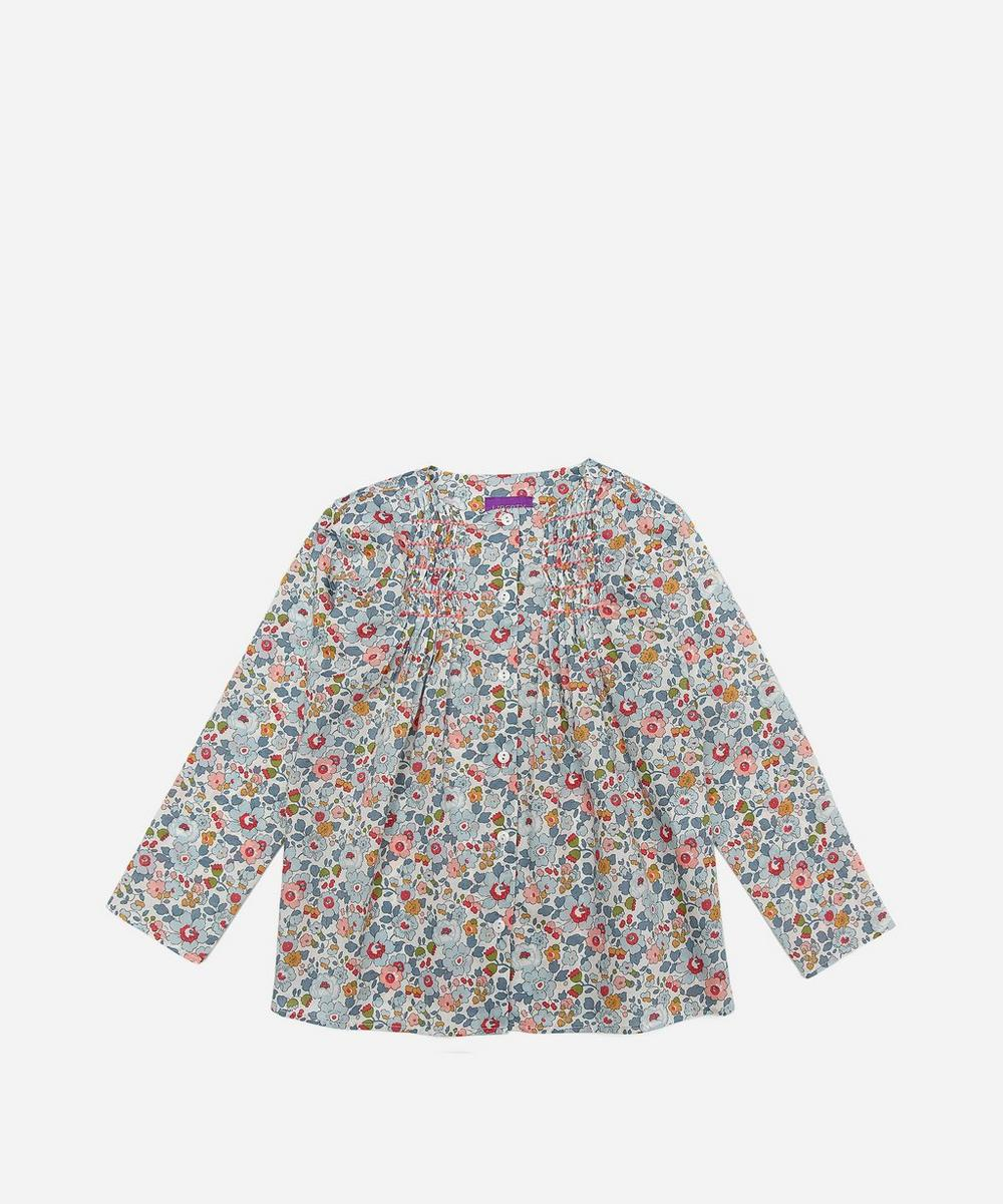 Liberty London - Betsy Tana Lawn™ Cotton Blouse 2-6 Years