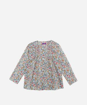 Betsy Tana Lawn™ Cotton Blouse 2-6 Years