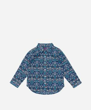 Strawberry Thief Tana Lawn™ Cotton Long-Sleeve Shirt 2-10 Years