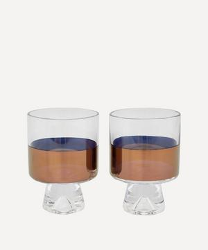 Tank Lowball Glasses Set