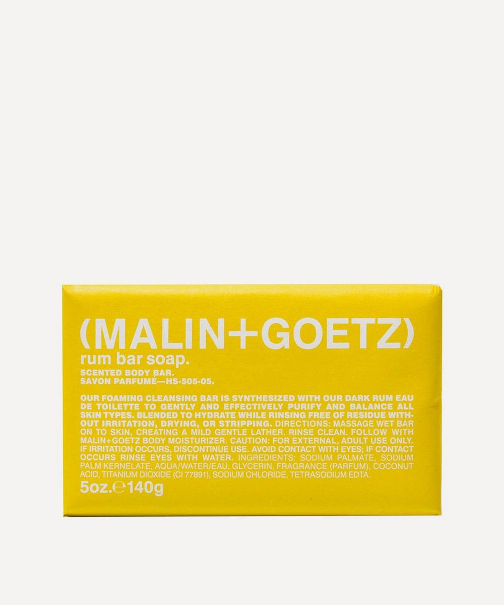 MALIN+GOETZ - Rum Bar Soap 140g
