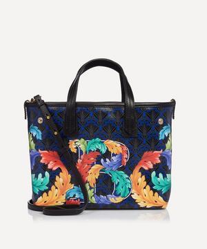 Mini Marlborough Tote Bag in B Print