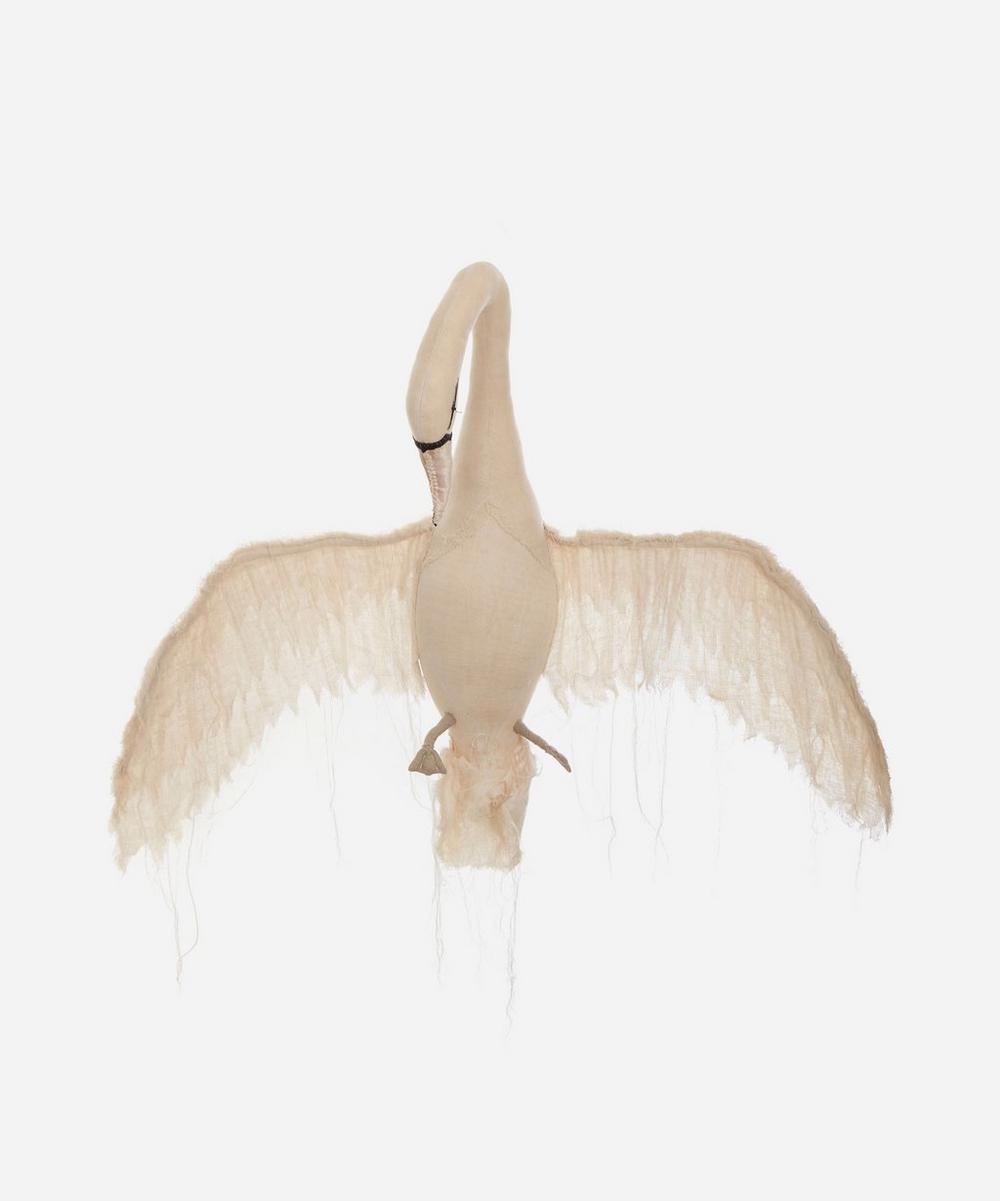Tamar Mogendorff - Wall Mounted Swan