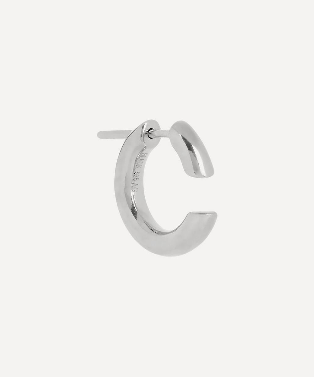Maria Black - Silver Disrupted 14 Earring