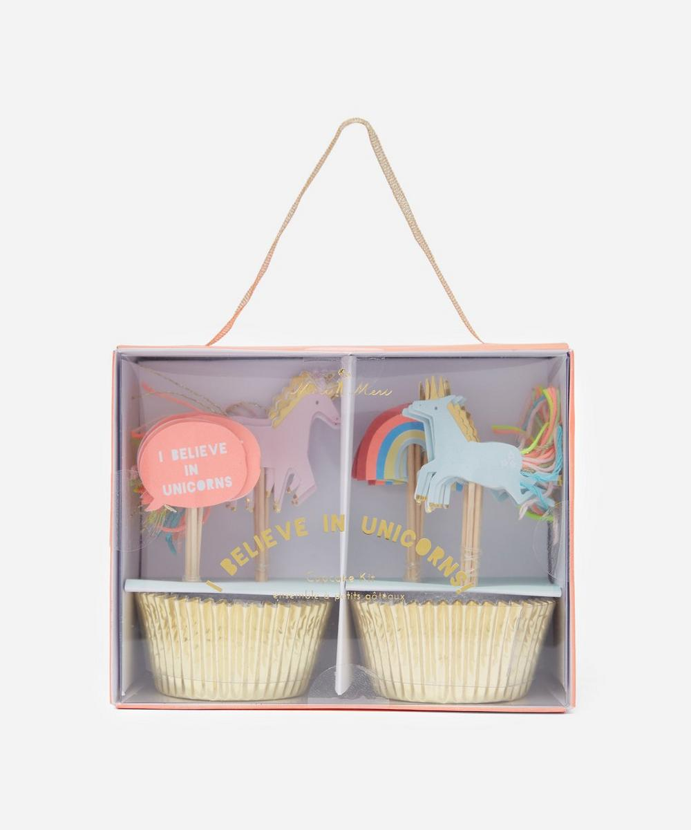 Meri Meri - Unicorn Cup Cake Kit