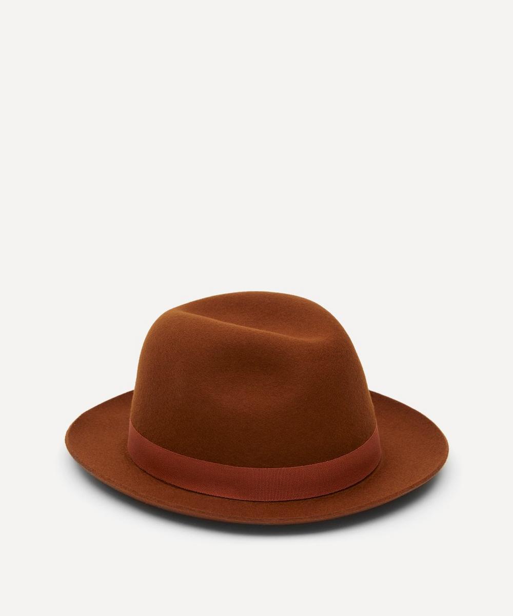Christys' - Barbican Fedora Hat