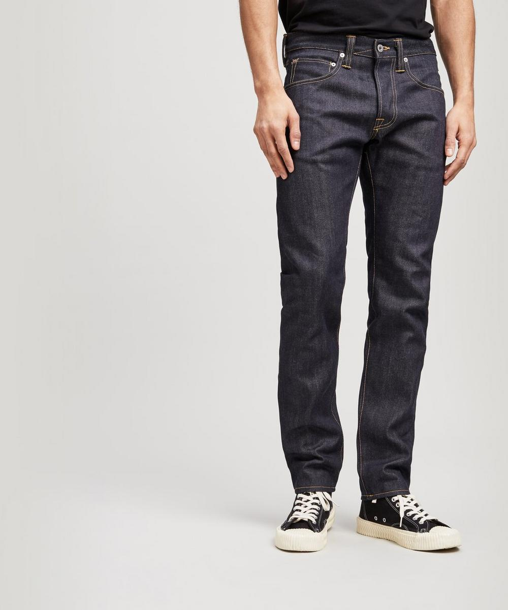 Edwin - ED-55 Rainbow Selvedge Jeans