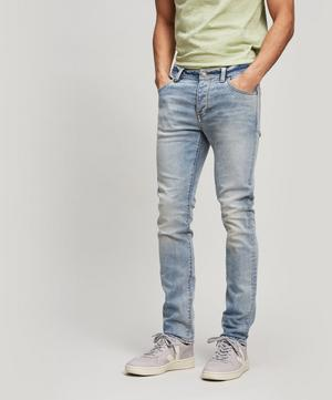 Iggy Skinny Automatic Air Wash Jean
