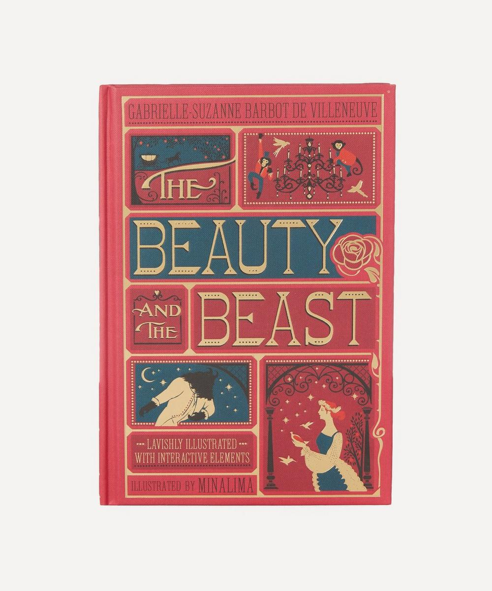 Bookspeed - Illustrated Beauty and the Beast