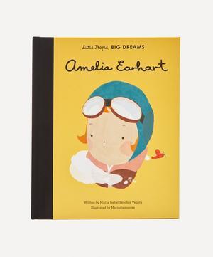 Little People Big Dreams Amelia Earhart Book