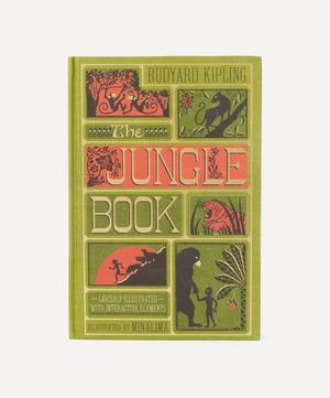 Illustrated The Jungle Book