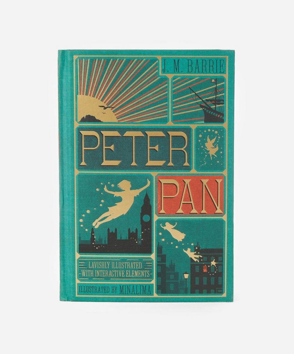 Bookspeed - Illustrated Peter Pan