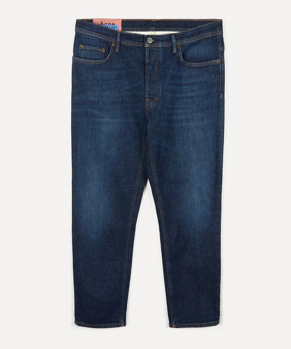 Acne Studios - River Dark Blue Jeans
