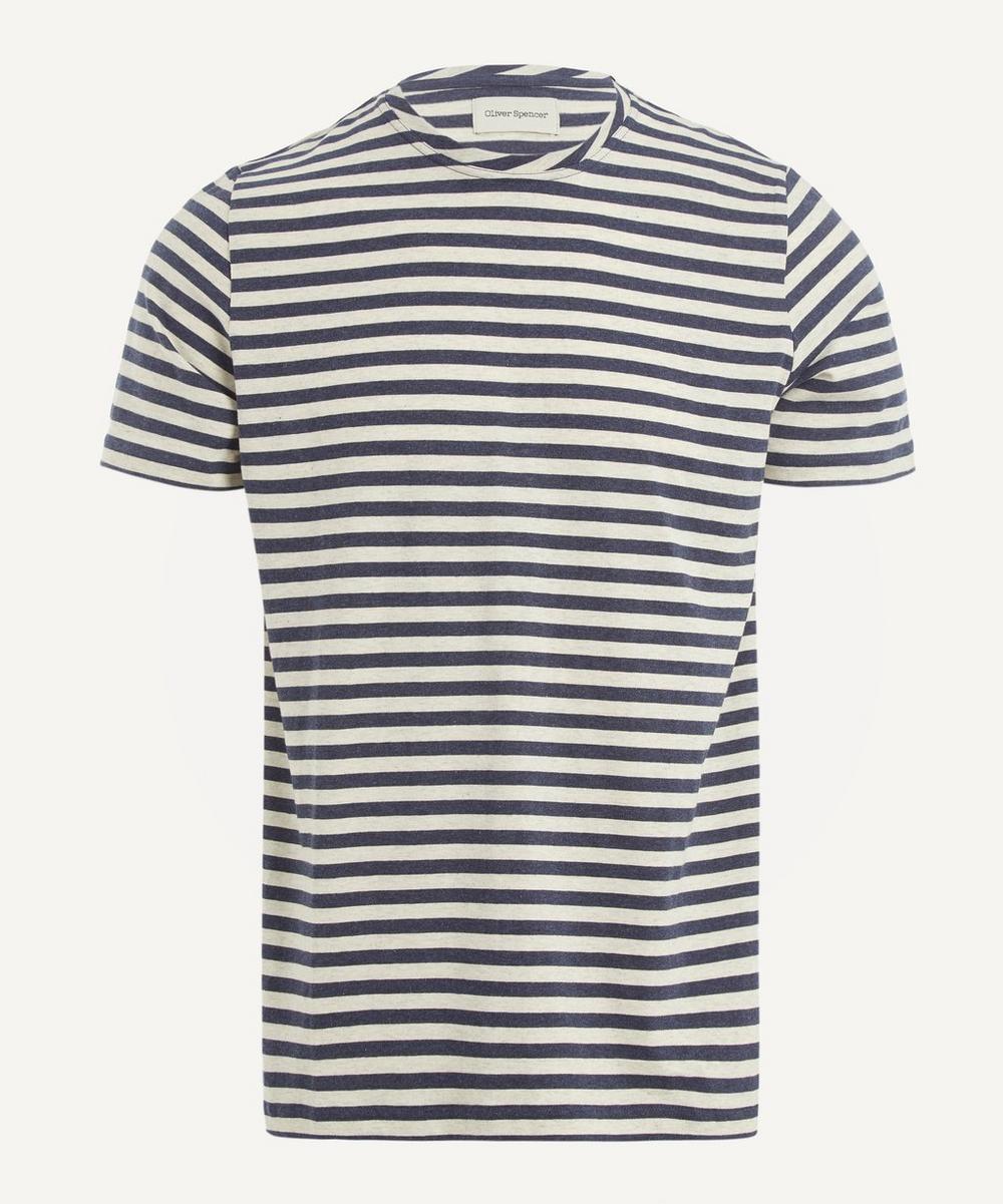 Oliver Spencer - Cotton Stripe T-Shirt